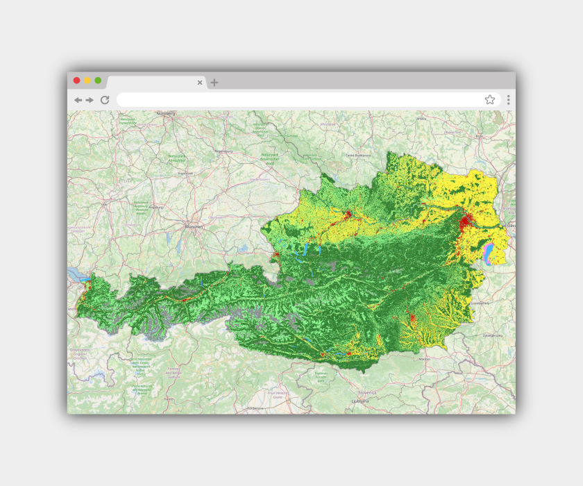 LISA - Land Information System Austria